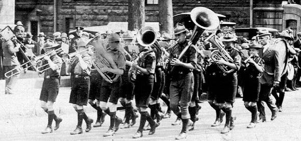 Vickers band