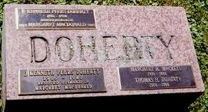 Doherty family memorial