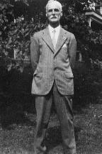 Albert in suit