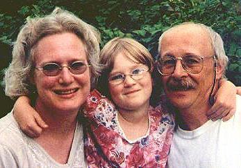 Pat, Margaret, Dave
