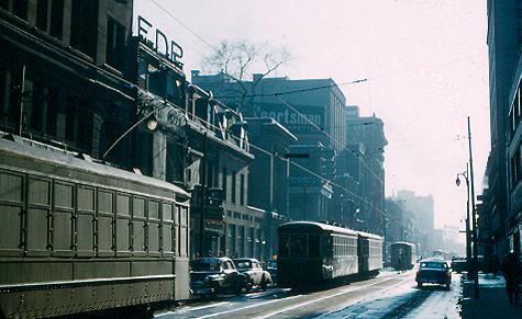 Streetcars 1957